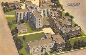 Baylor Hospital Dallas, Texas, USA Unused