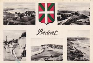 RP, Five Different Views Of BIDART (Pyrenees-Atlantiques), France, 1920-1940s