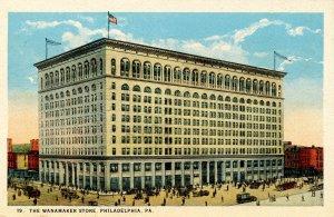PA - Philadelphia. John Wanamaker Store