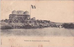 Djibouti Palais du Gouverneur 1903