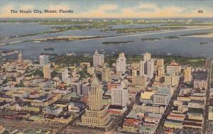 Florida Miami The Magic City