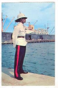 Policeman , Jamaica, Waterfront duty, Jamaica, 40-60s
