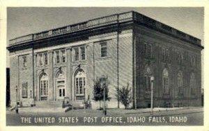 U.S. Post Office - Idaho Falls , Idaho ID
