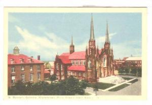 St Dunstan's Cathedral , Charlletown , P.E.I.  , Canada , 30-40s