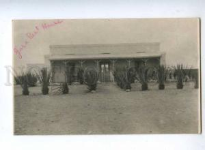 193078 IRAN Persia Nishapur Expedition house Vintage photo