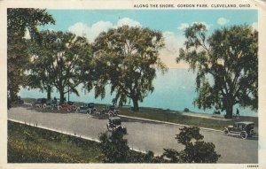 CLEVELAND , Ohio , PU-1928 ;  Along the Shore, Gordon Park
