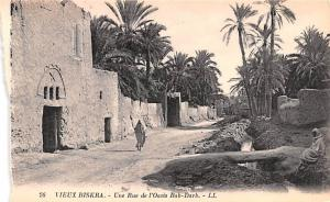 Vieux Biskra Algeria, Alger, Algerie Une Rue de L'Oasis Bab Darb Vieux Biskra...