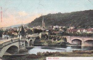 BAD KOSEN, Germany, PU-1908; General View