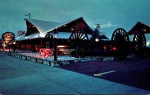 California San Gabriel Clearman's North Woods Inn