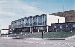 City Hall, BAIE COMEAU, Quebec, Canada, 40-60's