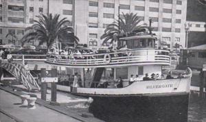 California San Diego Excursion Boat Slivergate