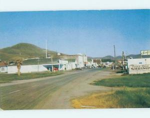 Unused Pre-1980 STREET SCENE Cayucos California CA hp1689