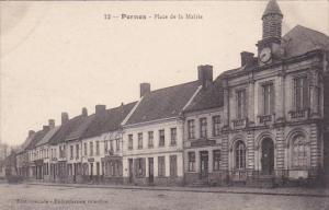 Pernes , France , 00-10s ; Place de la Mairie