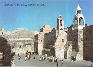 Bethlehem Israel Church of the Nativity Bethlehem Church of the Nativity