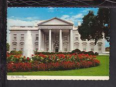 The White House,Washington,DC Postcard BIN