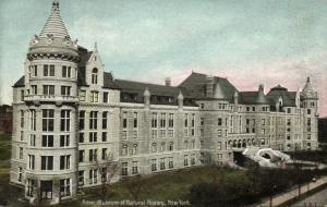 NEW YORK, N.Y., American Museum of Natural History (1910s)