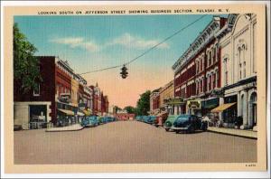 Jefferson St. Pulaski NY