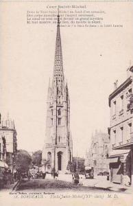 France Bordeaux Fleche Saint Michel