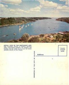 View of Northwest Arm of Halifax Harbour, Nova Scotia, Canada, Chrome