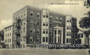 The Squamscott Hotel in Exeter, New Hampshire