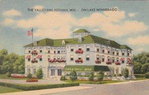 Wisconsin Neenah The Valley Inn On Lake Winnebago sk561