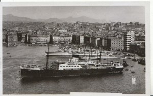 France Postcard - Marseille - Vieux Port Vu Du Transbordeur - RP  - Ref 6015A