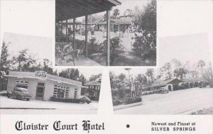 Florida Silver Springs Cloister Court Hotel