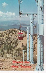 Colorado Salida Monarch Pass Aerial Tramway