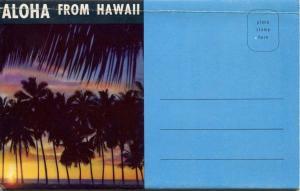 Folder - Hawaii, Aloha! (11 Views + Covers + Narrative)