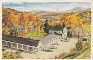 Chieftain Motel , HANOVER , New Hampshire , PU-1971