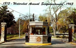 New York Watervliet Arsenal Sesqicentennial 1813-1963