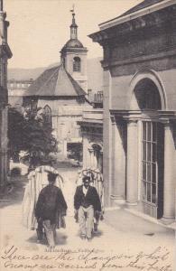 AIX LES BAINS, Savoie, France, 1900-1910's; Vieille Eglise