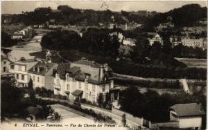 CPA LL. 4. ÉPINAL Panorama - Vue du Chemin des Princes (405567)