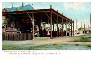 Rhode island Warwick ,   Rocky Point , Old Mill