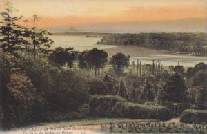 La Baie Du Mont-Saint Michel, Vue Prise Du Jardin Des Plantes, AVRANCHES (Man...