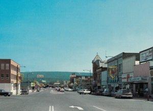 CRANBROOK , B.C. , Canada , 1950-70s ; Baker Street