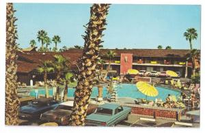 Tropics Hotel Palm Springs California 1971 Swimming Pool