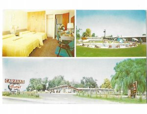 Caravan Motel Rte. 13 Dover Delaware