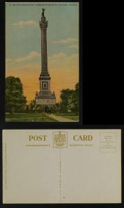 Brock's Monument Queenston Heights