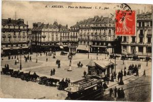 CPA ANGERS-Place du Ralliement (189610)