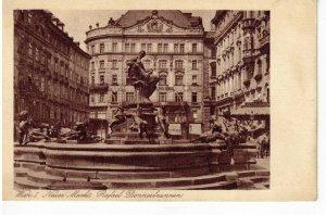 Wien I. Neuer Markt, Rafael Donnerbrunnen, Autriche, non circulée  (6138)
