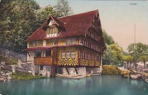 Residence, Treib, Switzerland, 1900-1910s
