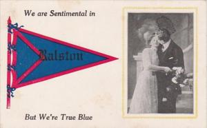 Oklahoma We Are Sentimental In Ralston Pennant Series
