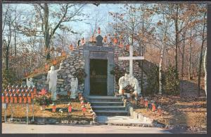 Tomb of the Saviour,Shrine of Our Lady of La Salette,Attleboro,MA
