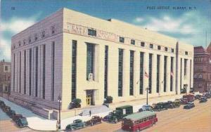 New York Albany Post Office