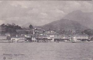Italy Lago di Como Mnaggia