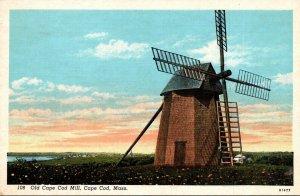 Massachusetts Cape Cod Chatham Old Mill