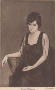 Violet Hopson , 1910s - 1920s ; Actress