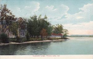 Indiana Winona Lake Kosciusko Lodge1907