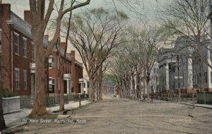 NANTUCKET , Massachusetts, 1900-10s ; Main Street